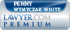 Penny Wymyczak-White  Lawyer Badge