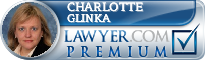 Charlotte E. Glinka  Lawyer Badge