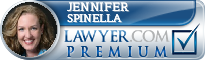 Jennifer Spinella  Lawyer Badge