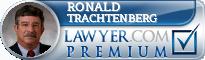 Ronald M. Trachtenberg  Lawyer Badge