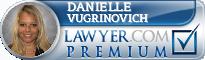 Danielle M. Vugrinovich  Lawyer Badge
