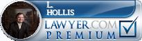 L. Andrew Hollis  Lawyer Badge