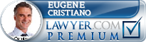 Eugene F. Cristiano  Lawyer Badge