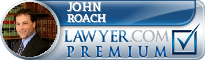 John T. Roach  Lawyer Badge