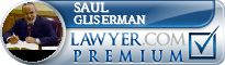 Saul E Gliserman  Lawyer Badge