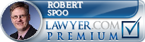 Robert E. Spoo  Lawyer Badge