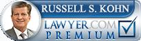 Russell S. Kohn  Lawyer Badge