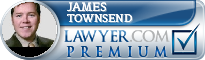James K. Townsend  Lawyer Badge