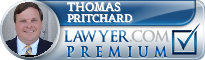 Thomas B. Pritchard  Lawyer Badge