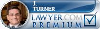 J. Eric Turner  Lawyer Badge