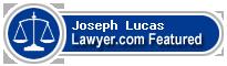 Joseph M. Lucas  Lawyer Badge