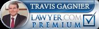 Travis A. Gagnier  Lawyer Badge