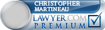 Christopher P. Martineau  Lawyer Badge