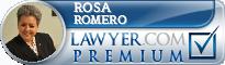 Rosa T. Romero  Lawyer Badge