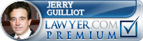 Jerry Guilliot  Lawyer Badge