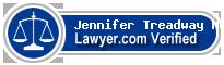 Jennifer Treadway Morris  Lawyer Badge