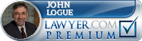 John Mark Logue  Lawyer Badge
