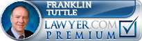 Franklin L. Tuttle  Lawyer Badge