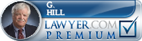 G. Bruce Hill  Lawyer Badge