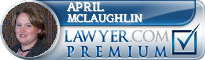 April M. McLaughlin  Lawyer Badge