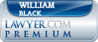 William D. Black  Lawyer Badge