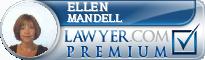 Ellen S. Mandell  Lawyer Badge