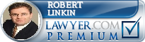 Robert E Linkin  Lawyer Badge