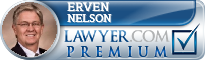 Erven T. Nelson  Lawyer Badge
