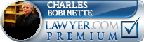 Charles W. Bobinette  Lawyer Badge