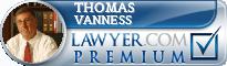 Thomas M. VanNess  Lawyer Badge