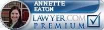 Annette Eaton  Lawyer Badge