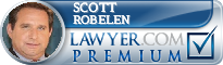 Scott Robelen  Lawyer Badge
