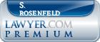 S. Stephen Rosenfeld  Lawyer Badge
