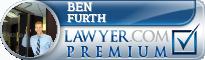Ben Furth  Lawyer Badge