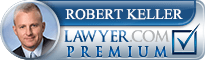 Robert W. Keller  Lawyer Badge