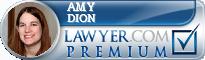 Amy Corbett Dion  Lawyer Badge