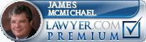 James C. McMichael  Lawyer Badge