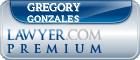 Gregory Michael Gonzales  Lawyer Badge