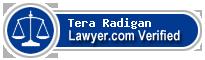 Tera L. Radigan  Lawyer Badge