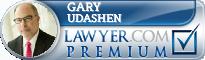 Gary Alan Udashen  Lawyer Badge