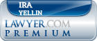 Ira C. Yellin  Lawyer Badge