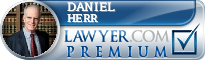 Daniel C Herr  Lawyer Badge