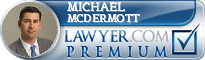 Michael W. McDermott  Lawyer Badge
