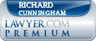 Richard P. Cunningham  Lawyer Badge