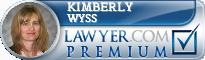 Kimberly K. Wyss  Lawyer Badge