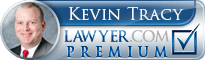 Kevin M. Tracy  Lawyer Badge