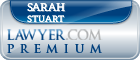 Sarah E. Stuart  Lawyer Badge