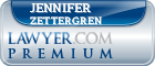 Jennifer Croteau Zettergren  Lawyer Badge