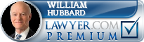 William L Hubbard  Lawyer Badge