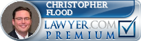 Christopher J. Flood  Lawyer Badge